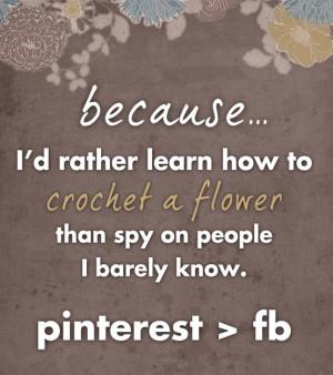 Pinterest Addiction {Quotes} - Thrifty Ninja