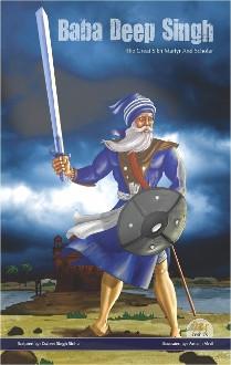 Sikh Comics-Baba Deep Singh Ji