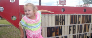 One quote from this article is that Honey Boo Boo is the decay of ...