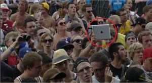 Concert Goers: This shit has gone too far. Just…stop