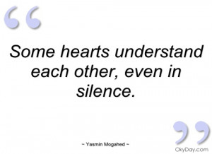 some hearts understand each other yasmin mogahed