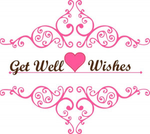 Get Well Love Wishes