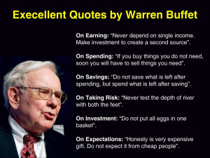 Warren Buffett Quotes HD Wallpaper 2