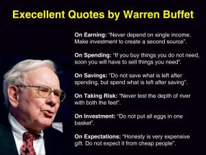 Warren Buffett Quotes HD Wallpaper 2