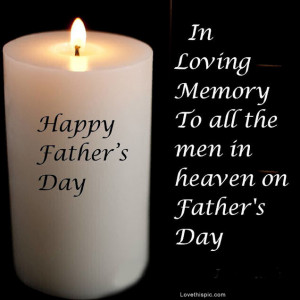 Fathers in Heaven