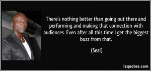 Seal Quote