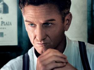 """... Sean Penn in Warner Bros.' epic, action-thriller, """"Gangster Squad"""