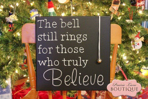 ... rings for those who truly believe.