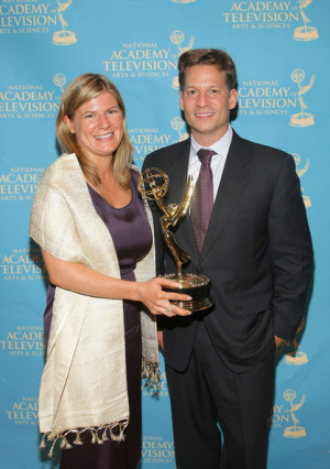Richard Engel Wife
