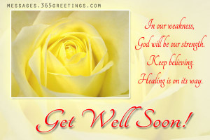 sweet get well sayings get well soon messages and get well soon quotes ...