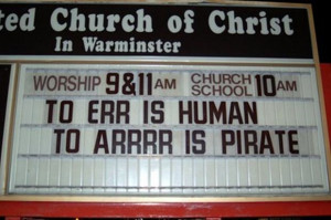 Funny Church Signs 2