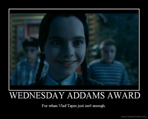 Happy Wednesday Addams Family