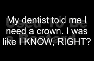 funny quotes dentist