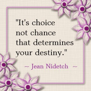 Choices-Inspirational Quote Magnet by semas87