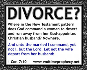 corinthians 7 10 Biblical Marriage / Divorce / Adultery Graphic 10