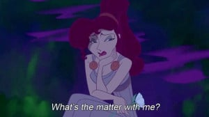 Disney Hercules Meg Quotes