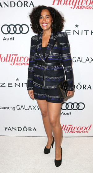 Actress Tracee Ellis Ross attends The Hollywood Reporter Nominees ...