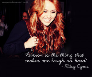 related to miley cyrus quotes miley cyrus quotes tumblr miley cyrus ...