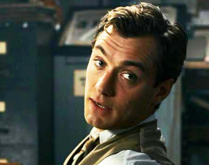 Jude Law in Enemy at the Gates .