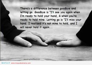 goodbye to someone you saying goodbye to someone you say goodbye to ...