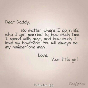 Birthday Dad Quotes From Daughter