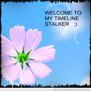 Related Pictures tags facebook stalker timeline quotes funny blue