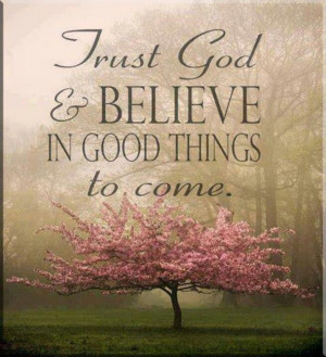 Just believe...and breathe....♥