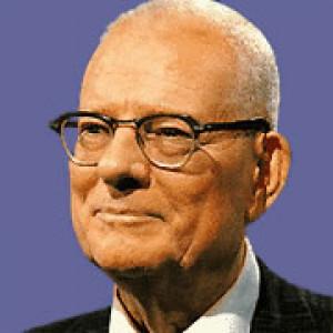 William Edwards Deming, American statistician, college professor ...