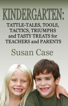 kindergarten book for teachers and parents free for 2 days many proven ...