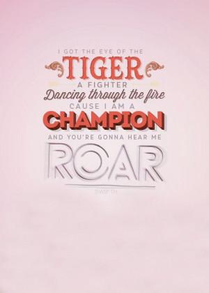 I Am A Champion Quotes. QuotesGram