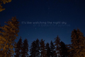 Tumblr Night Sky Quotes 1 year ago 94 notes via