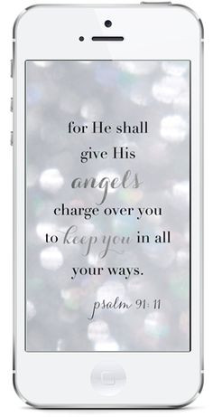 ... wallpaper #screensaver #bokeh #angel #angelquote #bible #quote #angels
