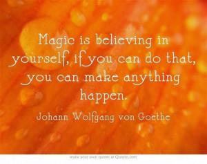 Magic, magick, pagan