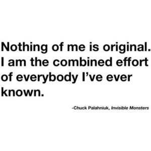 chuck palahniuk quote.