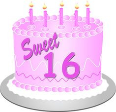 Happy SWEET 16 Birthday Daughter for Facebook | our sweet niece Angie ...