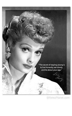 Famous I Love Lucy Quotes: Light And Funny Has A More Compelling ...