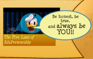 Funny Donald Duck Quotes On a donald duck cartoon.