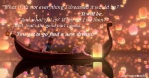 ... tangled #love this movie #lantern scene #quotes #edit #dreams