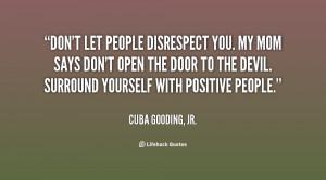 Disrespect Quotes