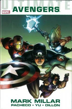 ultimate comics avengers by mark millar omnibus by mark millar buy now