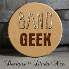 ... Band, Football, Flute, Quote - Magnet, Key Chain 1.5
