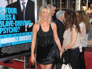 Download Jennifer Aniston At Horrible Bosses 2 Premiere Wallpaper ...