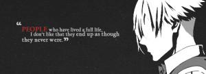 Death Parade + Quotes 】