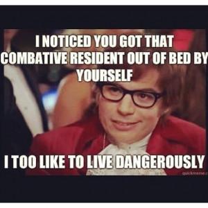 ... cna memes nurs stuff nursing humor cna living danger 100 time funny