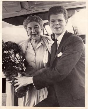 Rosa Lhevinne and Van Cliburn.