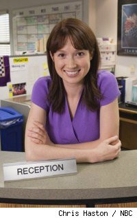 Erin From the Office CollegeHumor