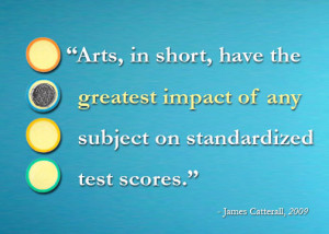 Arts Education quote #1
