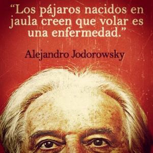 Quote Alejandrojodorowsky Jodorowsky Español Spanish