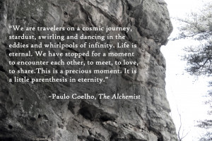 ... for paul coelho s book the alchemist well if not you should know that