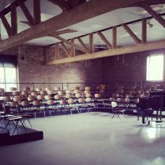 empty choir room more favorite places education pin empty choirs aaron ...
